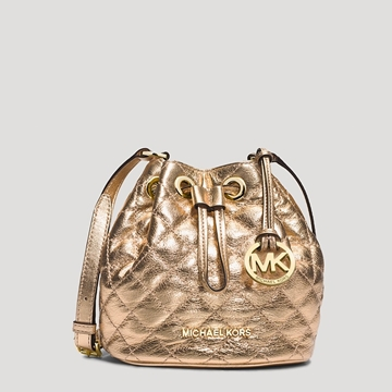 Picture of MICHAEL Michael Kors Frankie Quilted Drawstring Crossbody