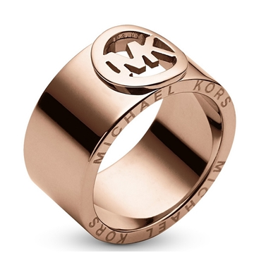Picture of Michael Kors Logo Fulton Ring