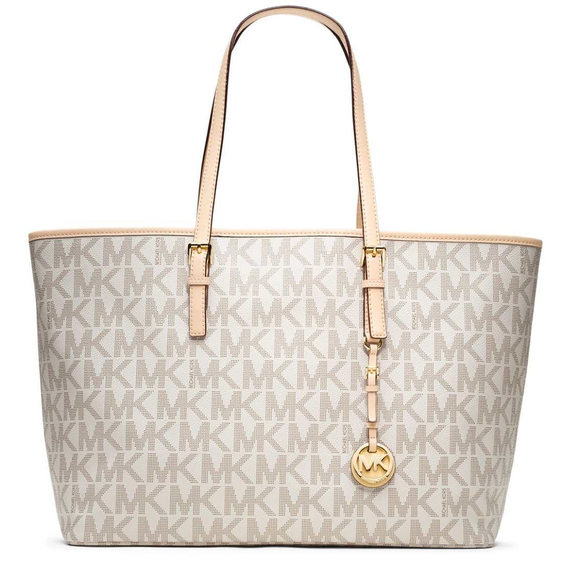 34c0acf3368a3 Picture of MICHAEL Michael Kors Jet Set Medium Multi-function Travel Tote