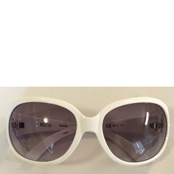 Picture of MICHAEL Michael Kors Medallion Sunglasses - White