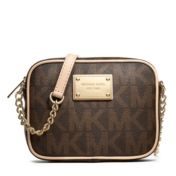 Picture of MICHAEL Michael Kors Jet Set Item Crossbody Monogram