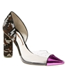 Picture of Sophia Webster 'Jessica' Genuine Calf Hair Pump